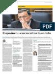 España hacia sus terceras elecciones. Entrevista Ainhoa Uribe