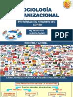 0 Presentación Del Curso Sociologia de Organizaciones