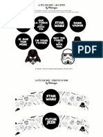 Printable Star Wars