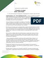 02 09 2011- El gobernador de Veracruz, Javier Duarte asistió al V Informe de Gobierno del Presidente de la República, Felipe Calderón Hinojosa