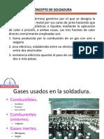 Tema 010 Seguridad en Soldadura