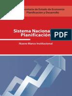 Sistema Nacional Planificacion