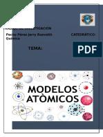 Monografia de Modeloa Atomicos