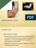 Bienestar Fetal