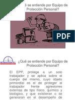 Tema 012 Equipos de Proteccion Personal