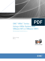Docu31486 VNXe Series Using a VNXe System With VMware