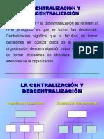 Centralización y Descentralización.ppt