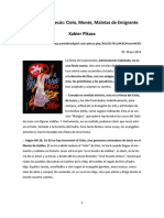 Pikaza - Ascensión de Jesús