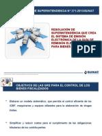 PPTT+GUIAS DE REMISION ELECTRONICA  SUNAT