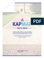 KapMap College Planner