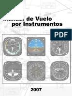 Manual de Vuelo Por Instrumentos FACh 2007