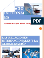 Negocios Internacionales - 1ra. Sesión La Globalización