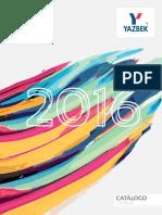 Catalogo 2016 Yazbek