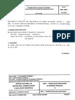 ABNT - NBR 10013 (1987) - Glossário Multilingüe de Termos Eq