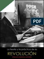 Enver Hoxha; La Teoría y La Práctica de La Revolución, 1977