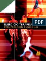 Hall - Ejercicio Terapéutico Recuperación Funcional