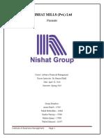 Nishat Mills (Afm Report)
