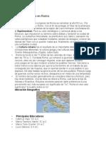 Educación Física en Roma