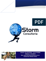 Apresentação Da Storm Consultoria