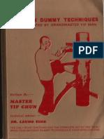 Wing Tsun Dummy Techniques.pdf