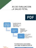 Valoracion Fetal