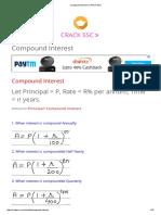 Compound Interest _ CRACK SSC.pdf