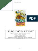 El Diluvio que Viene (en Español).doc