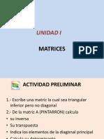Matrices 2016