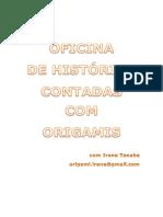 Apostila - Historias Contadas Com Origamis