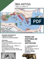 ROMA ANTIGA - AULA.ppt