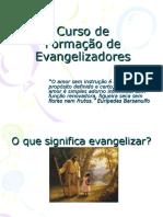 Curso de Formação de Evangelizador