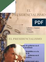 Presidencialismo argentino