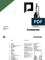 Manual_IP2100 Power Pro