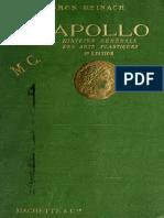 Apollo. Historie générale des arts plastiques (1913)