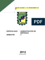 Informe de Practicas Pre Prof.