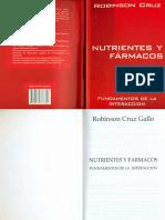 9 - Nutrientes y Farmacos