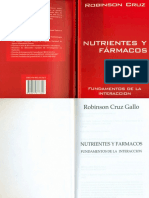 9 - Nutrientes y Farmacos