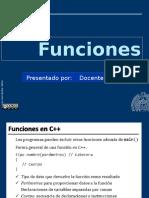 Semana5-Clases de Funciones5!9!2016