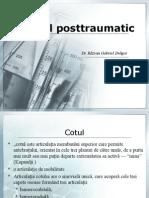 Cotul posttraumatic
