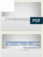 Cytophysiology Revised 2014