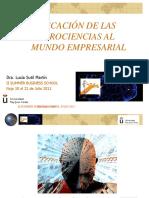 Aplicacion de Las Neurociencial Al Mundo Empresarial