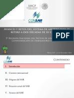 Sala Prensa PDF Presentaciones Reunión Nacional de Representantes CTM