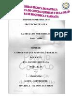 La Bruja de Portobello -Corina Astudillo