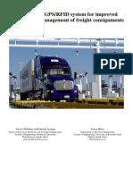 Cross Border Freight Management System Aj Hoffman Jun 2013 Final