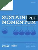 CCAF Europe 2016 Sustaining Momentum - Final
