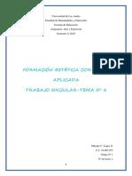 Trabajo Singular Tema 3 Formacion Estetica Corporal