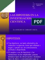 6taHIPOTESIS EN MIC.ppt