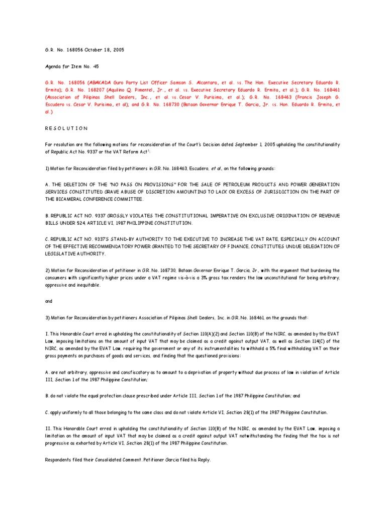 abakada v ermita.docx | value added tax | united states senate