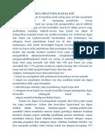 Baca Mekanisme Kerja Obat Pada Kanal Ion