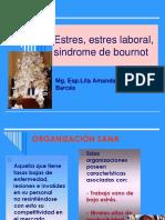 estres estres laboral sindrome de bournot - 2016